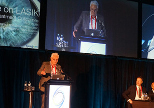 Dr Rick Wolfe speaks at SynergEYES Conference, Sydney, 25-26 June 2016