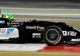 Dylan Young sets his sights on Formula 1