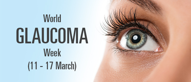 World Glaucoma Week – be aware, have regular eye checks and help beat glaucoma