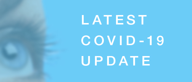 COVID-19 Update for our patients during Stage 4 Restrictions
