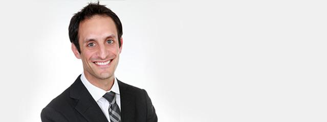 Meet Dr Justin Sherwin